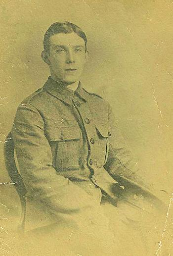 Archie Coles 1892-1916